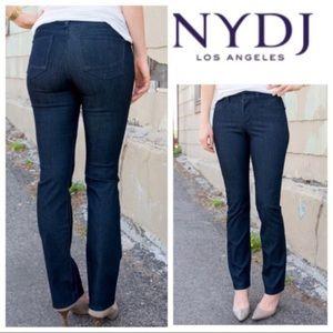 NYDJ Marilyn Straight Jeans NWT